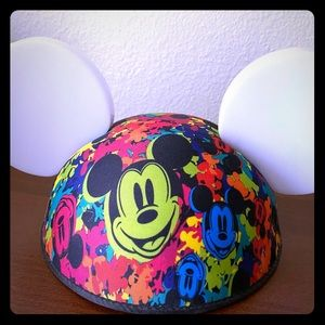 World of Color Mickey Mouse hat